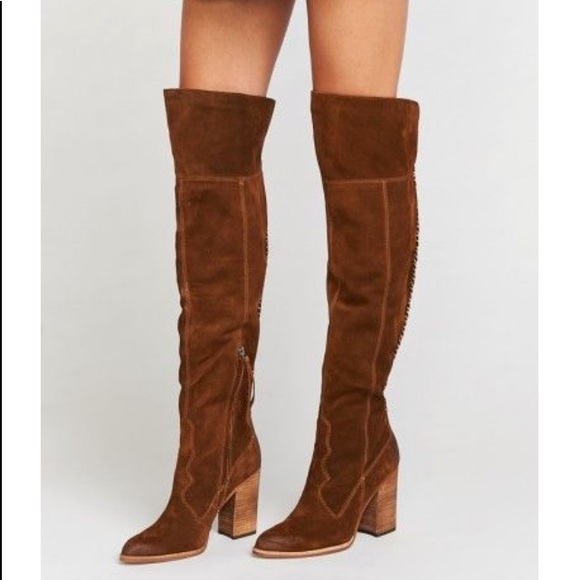 61264edc62a Dolce Vita Shoes - DOLCE VITA Cliff Over-the-knee Boots